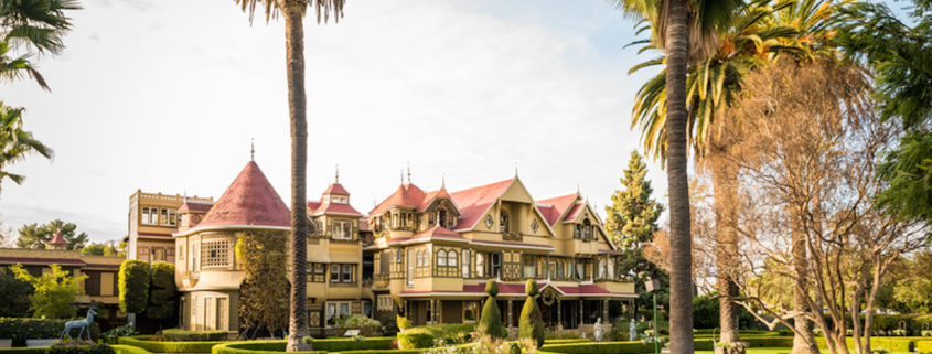 Winchester Mystery House Museum