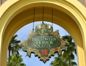 Universal Studios Halloween Nights