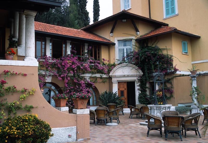 Villa de Sogno, Gardone Riviera, Lake Italy, Italy