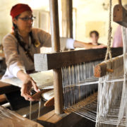 La Purisima Mission Weaving Demonstration © Jason Reynolds