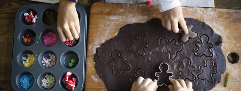 Cookie-making class