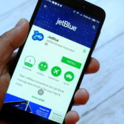 JetBlue App and Rewards Program © Mohamad Faizal Ramli | Dreamstime.com