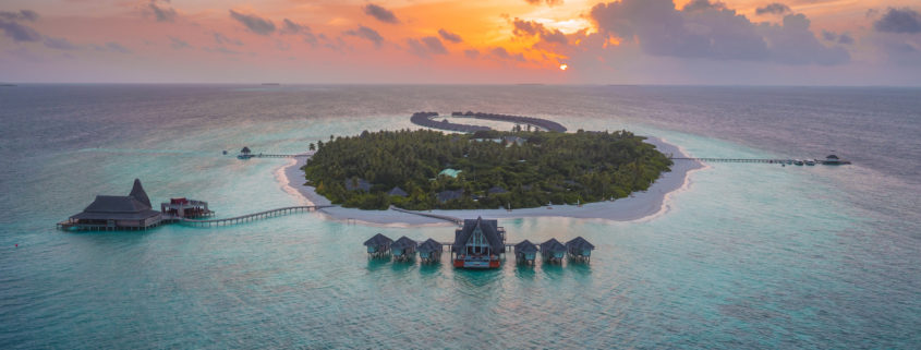 Anantara Kihavah © Anantara Hotels, Resorts & Spas