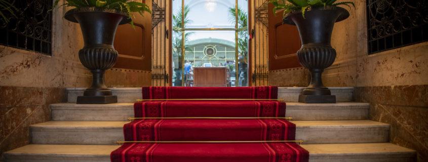 Bank Hotel Interior © Kate Gabor
