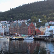 Bergen Hanseatic Smallest building