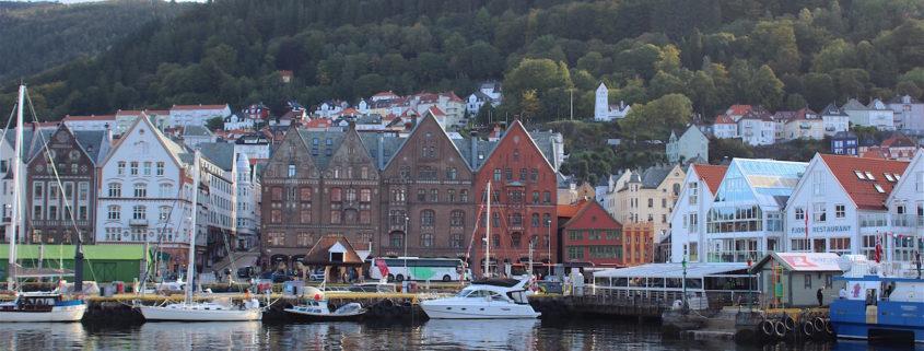 Bergen Hanseatic Smallest building