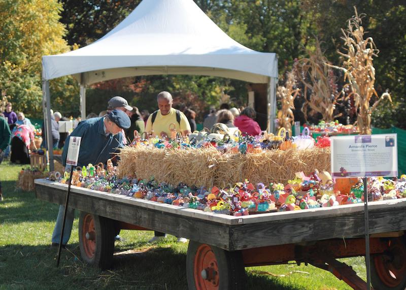 Morton Aboretum Fall Color Festival