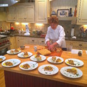 Savory Spoon Class in Door County, Wisconsin