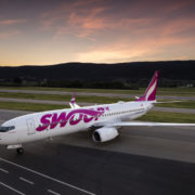 Swoop Airplane © Swoop Inc.