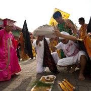 Phuket Thailand Vegetarian festival