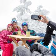 Winter Family Photo