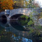 Stone Bridge in Cooperstown, NY
