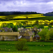 Cotswolds Farming Community © Adeliepenguin | Dreamstime.com