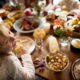 Family eating Thanksgiving meal © Rawpixelimages | Dreamstime.com