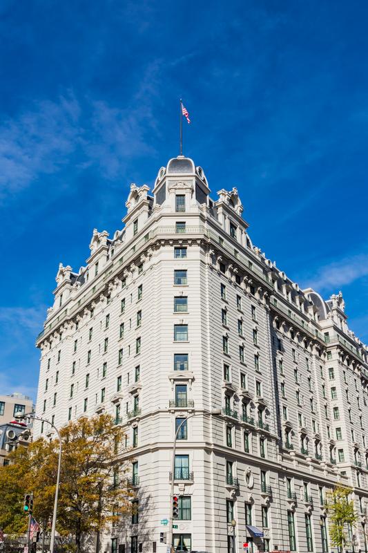 The Willard Hotel in Washington, D.C. © Hunterbliss | Dreamstime.com