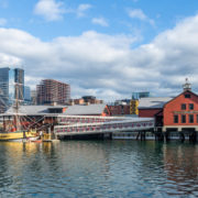 Boston Tea Party Museum, Boston Harbor © Diego Grandi | Dreamstime.com