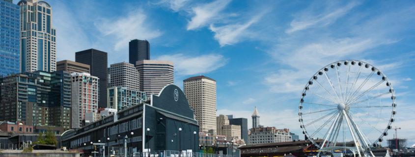 On the Waterfront, Seattle, Washington © Cliff Estes | Dreamstime.com