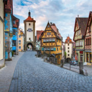 Rothenberg German Traditional Homes