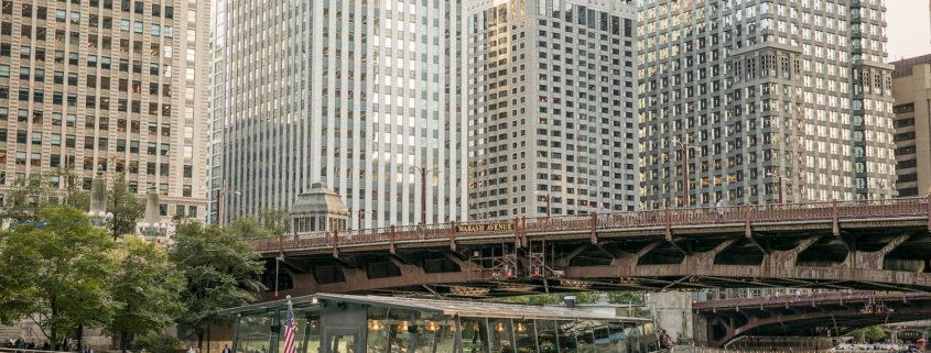 Odyssey Chicago River cruise © Entertainment Cruises