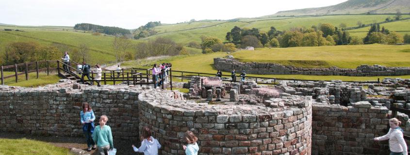 Hadrian's Wall, Hexham, England