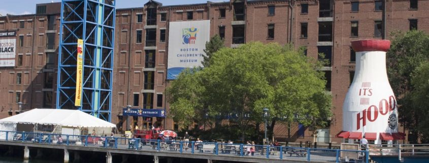 Boston Children's Museum, Boston