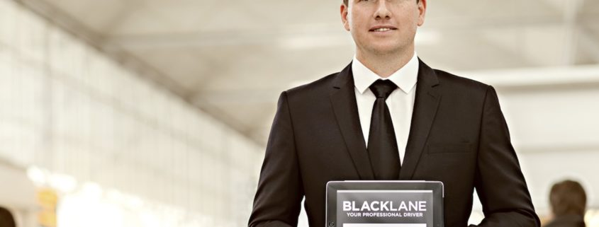 Blacklane Greeter © Blacklane