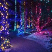 Botanical Garden in Boothbay, Maine © Keatonhawk - Dreamstime.com