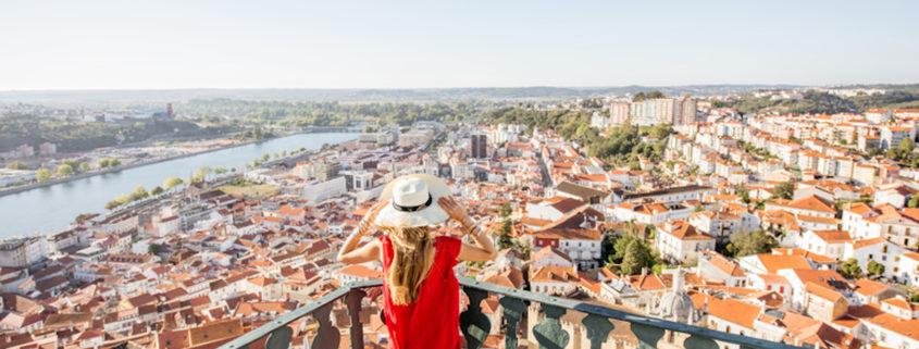 Coimbra, Portugal © Rosshelen | Dreamstime.com
