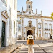Faro, Portugal © Rosshelen | Dreamstime.com