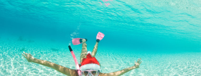Snorkeling in Caribbean waters © Idreamphotos | Dreamstime.com