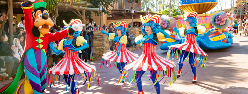 Parade in Disney World © Rosevite2000 | Dreamstime.com