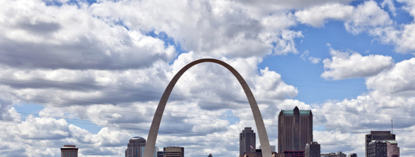 Gateway Arch, St. Louis, Missouri © Kenny Tong | Dreamstime.com