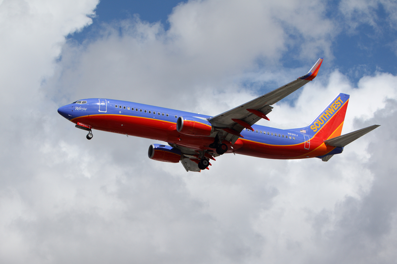 Southwest Airlines  © Nicholas Burningham | Dreamstime.com