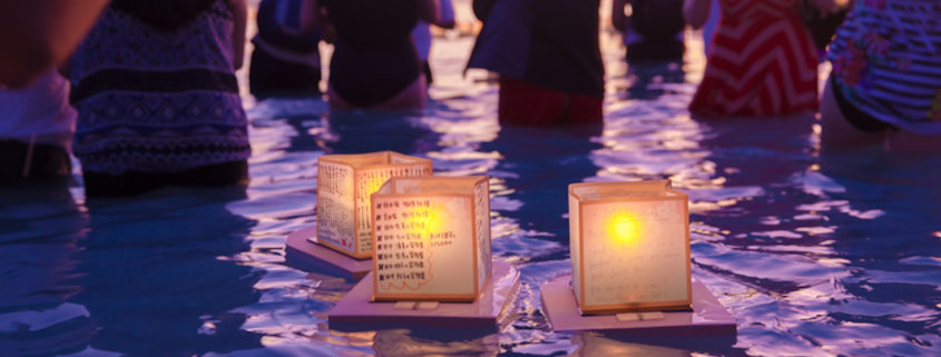 Lantern Floating Festival in Honolulu © RightFramePhotoVideo | Dreamstime.com