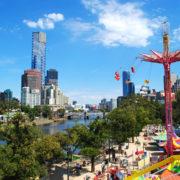 Moomba Festival in Melbourne, Australia © Alyssand | Dreamstime.com