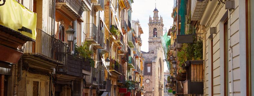 Valencia, Spain © Lunamarina | Dreamstime.com