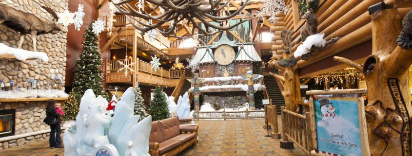 Great Wolf Inn Display © Great Wolf Lodge