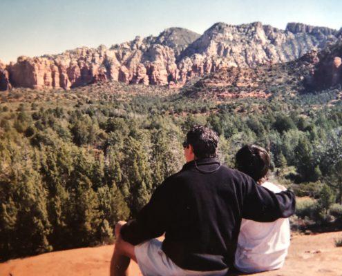 Father Son Road Trip © Doug Gellerman