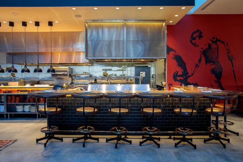 Matador Chefs Counter © Brian Samuels
