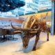 Matadora Bull Sculpture