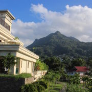 Savoy Main Building and view