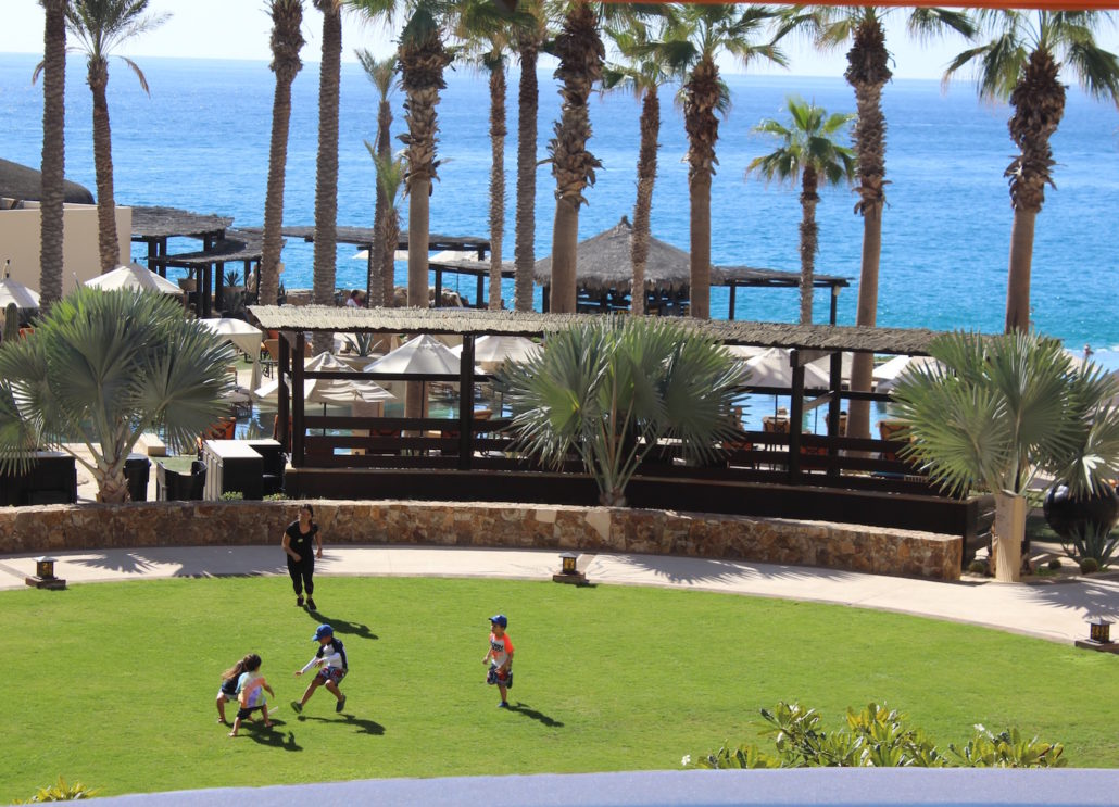 Solmar Land's End Cabo Kids Club © Elyse Glickman