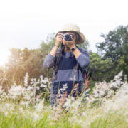 Taking photographs on vacation © Sawitri Khromkrathok | Dreamstime.com