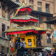 Bisket Jatra, Bhaktapur © Niraj Byanju | Dreamstime.com