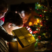 Opening gifts © Gajus | Dreamstime.com