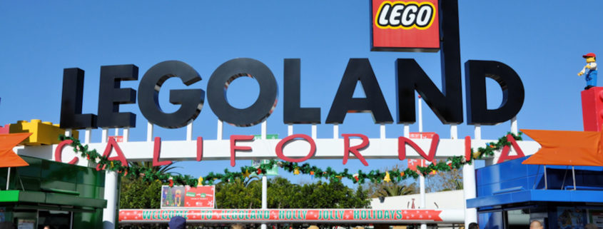 LegoLand in Southern California