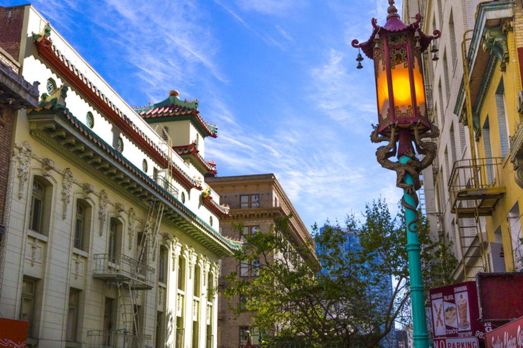 Chinatown, San Francisco © Scott Jones | Dreamstime.com
