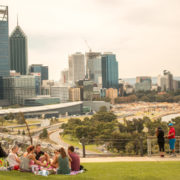 Picnic in the park, Perth, Australia © Vegarf | Dreamstime.com