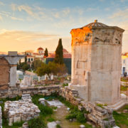 Roman Agora, Athens, Greece © Milan Gonda | Dreamstime.com