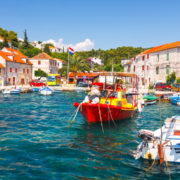 Maslinica, Šolta Island, Croatia © Dziewul | Dreamstime.com
